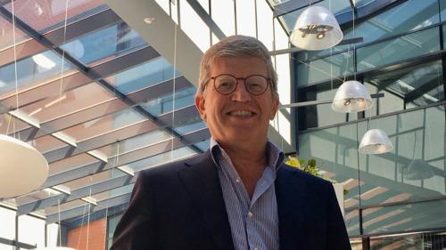 Milcobel stelt Nils van Dam aan als nieuwe CEO