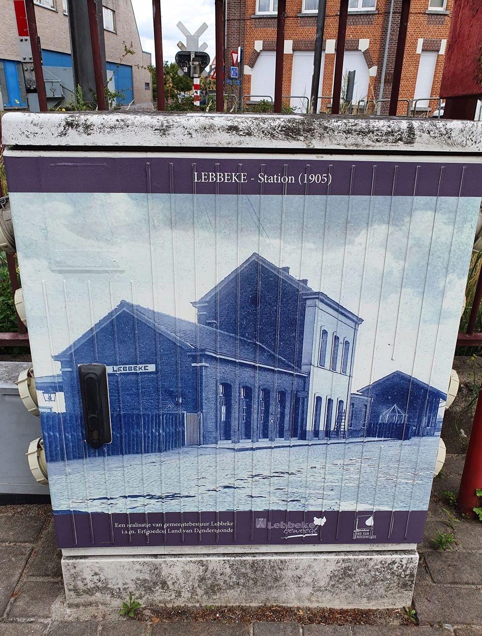 Lebbeke (project