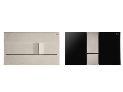 Les plaques de commande Visign : un design personnalisé pour des salles de bains personnalisées