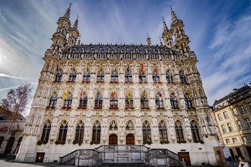 Leuvenaar mag mee nadenken over nieuwe invulling historisch stadhuis
