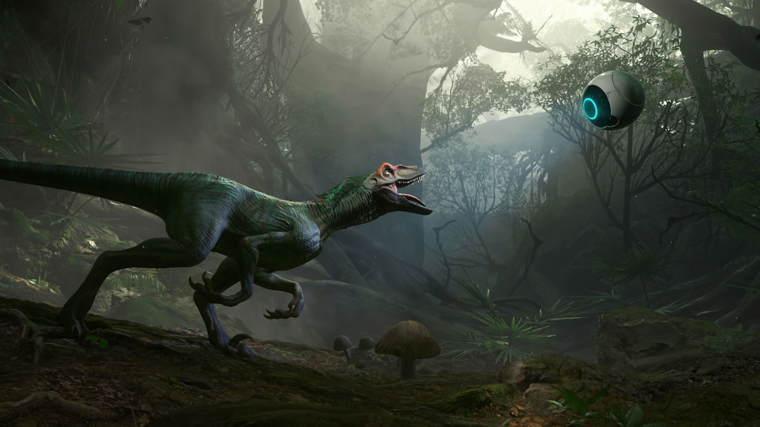 Robinson: The Journey - Raptor & HIGS