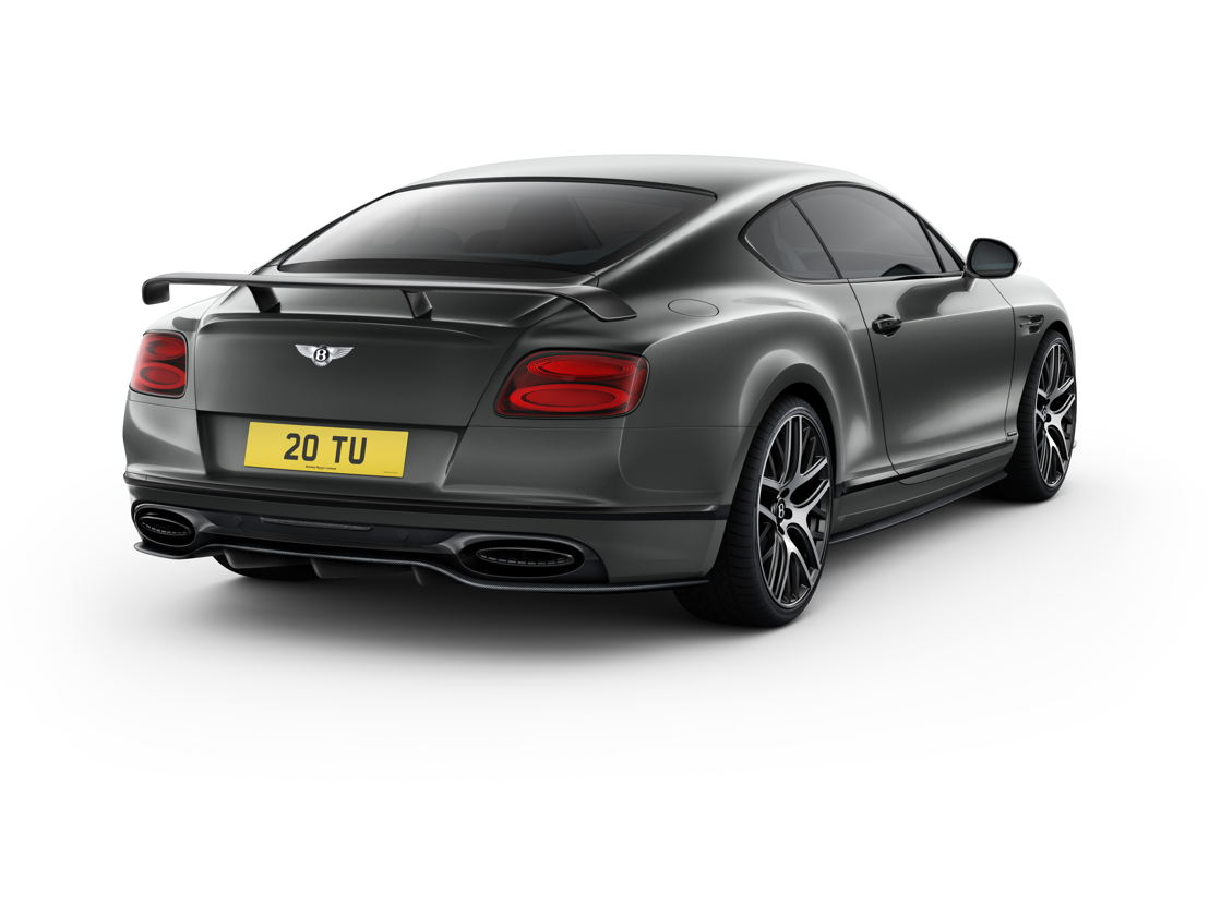 Supersports rear 3qtr