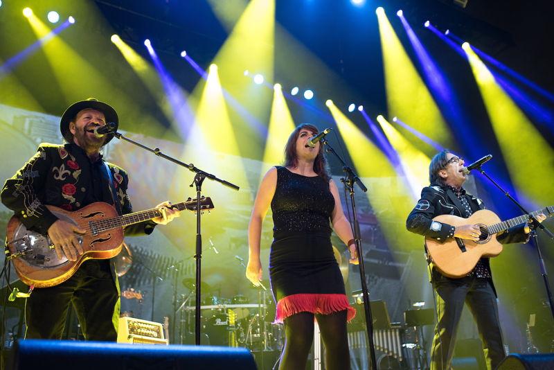 Lisa LeBlanc and Blackie and the Rodeo Kings