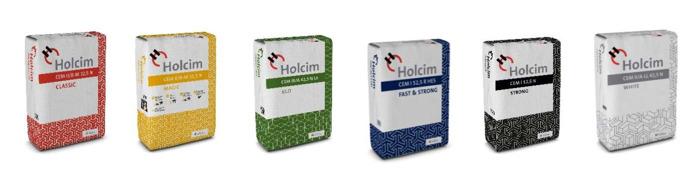 Preview: Holcim België vergroot en vernieuwt volledig gamma cement
