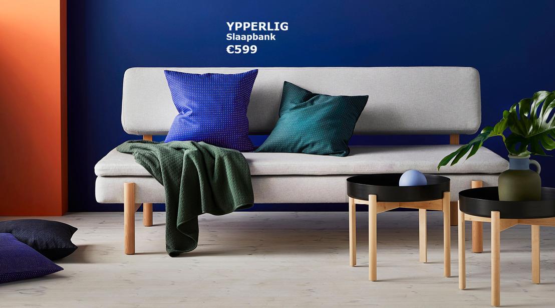 Ontdek nu ook Deens design bij IKEA met de nieuwe YPPERLIG collectie