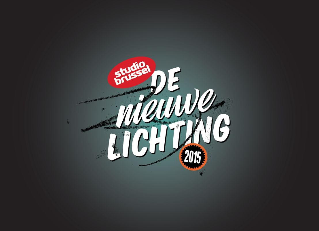Logo De Nieuwe Lichting 2015