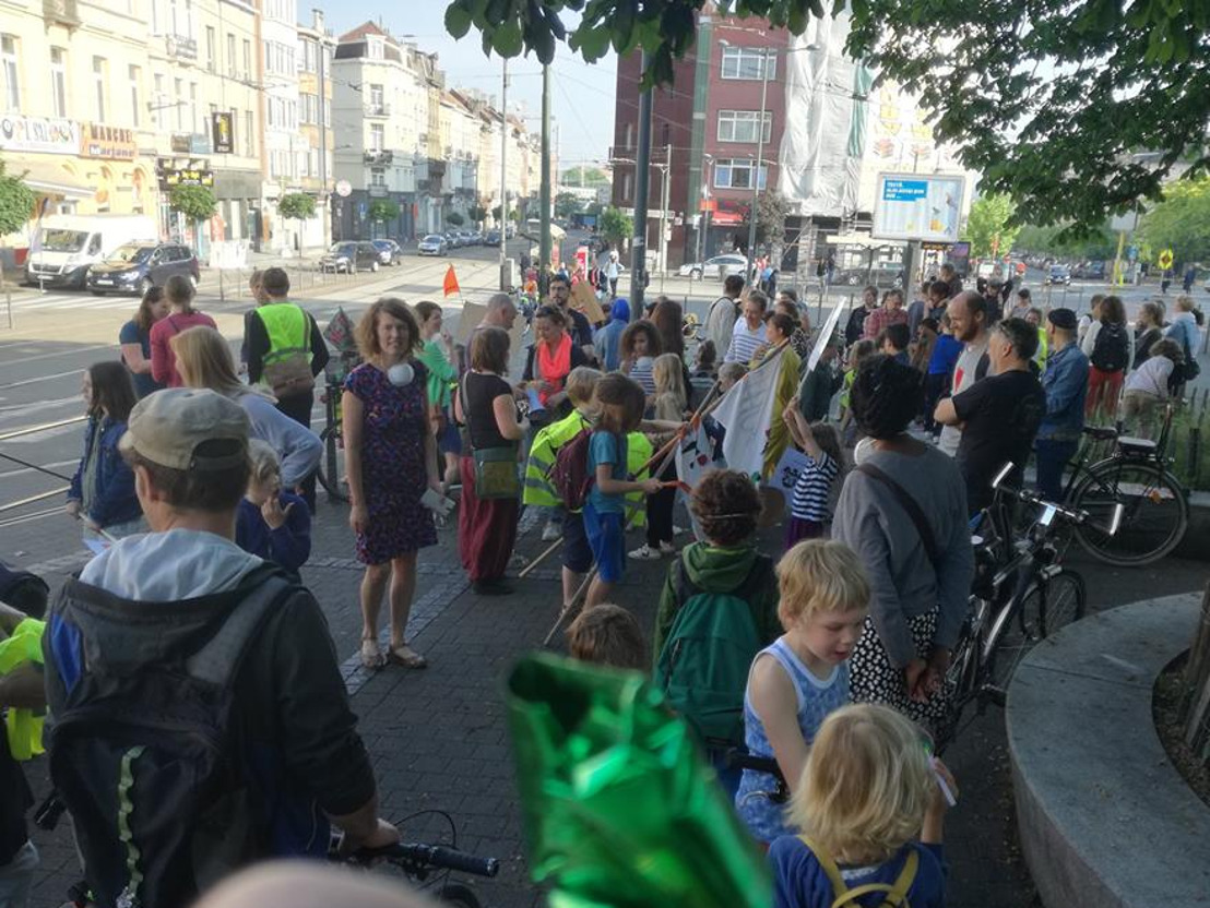 Socialisten vragen schone lucht in Schaarbeekse scholen