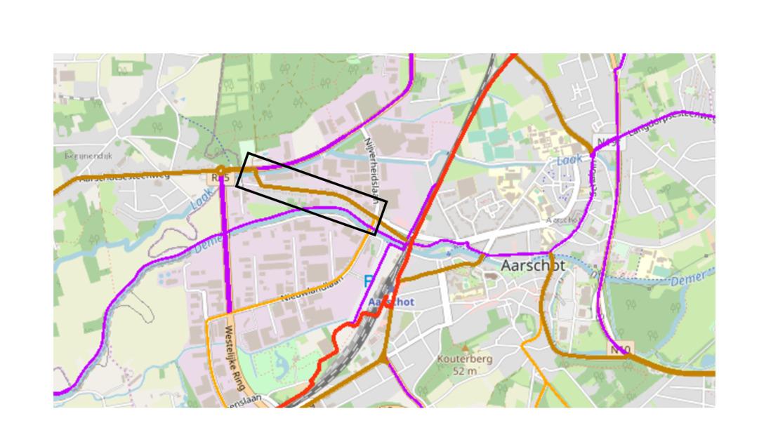 Provincie investeert in fietspad in Aarschot