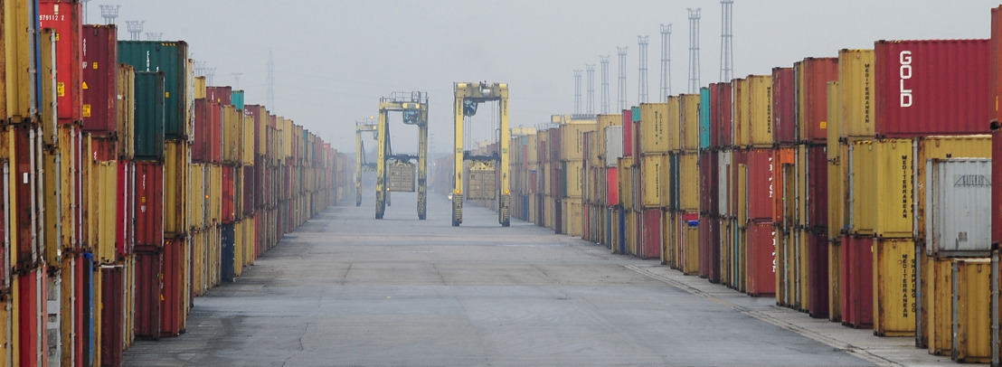 Port of Antwerp first-quarter figures: containers continue to reign supreme