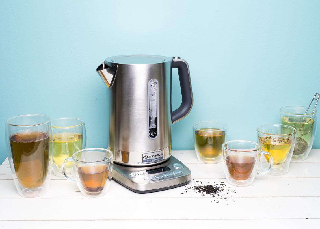 La Smart Kettle, pour une tasse de thé parfaite !