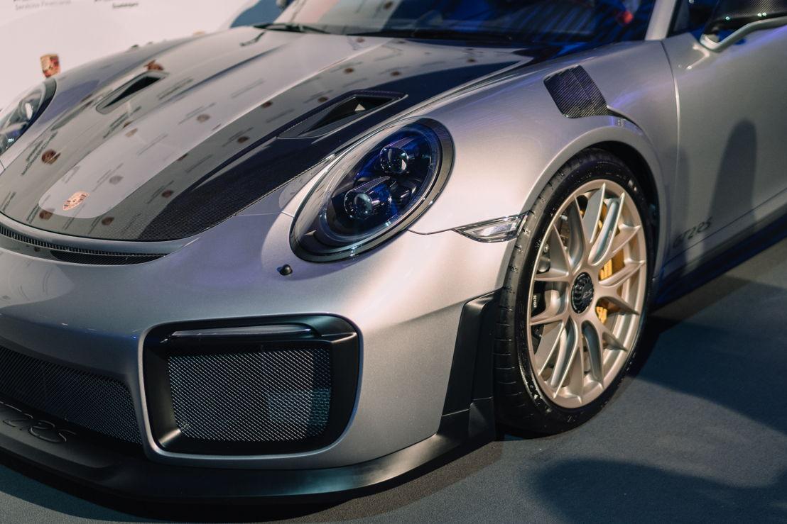 Porsche 911 GT2 RS presente en Guadalajara