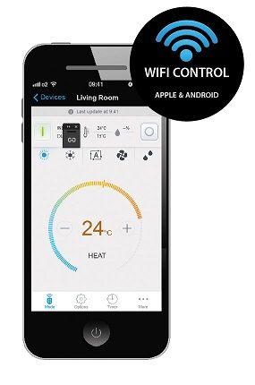 Daikin Online Controller