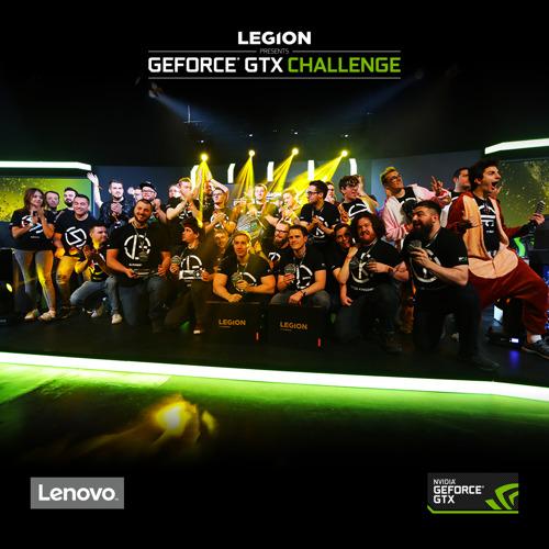 Deutschland triumphiert bei der Lenovo Legion GTX Challenge 2017!