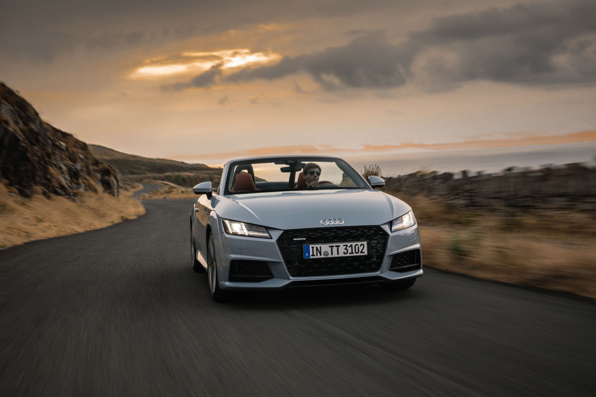 "Audi TT Roadster ""20 years Edition"""