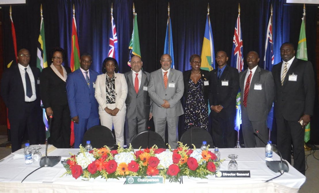 3rd OECS Council of Tourism Ministers Meeting held in Antigua and Barbuda this year.