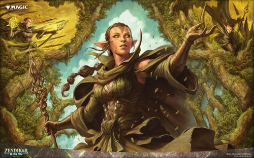 Explora una tierra de peligros y tesoros en El Resurgir de Zendikar, ya disponible en Magic Arena y en tiendas