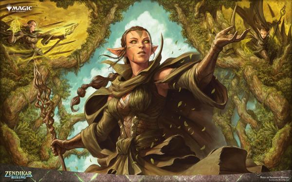 Preview: Explora una tierra de peligros y tesoros en El Resurgir de Zendikar, ya disponible en Magic Arena y en tiendas