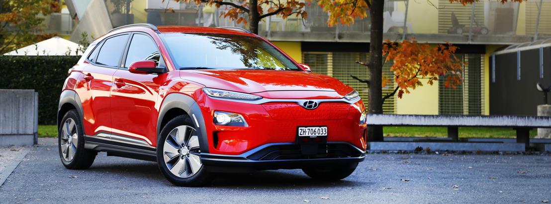 Nuova Hyundai KONA electric - Un'auto senza compromessi
