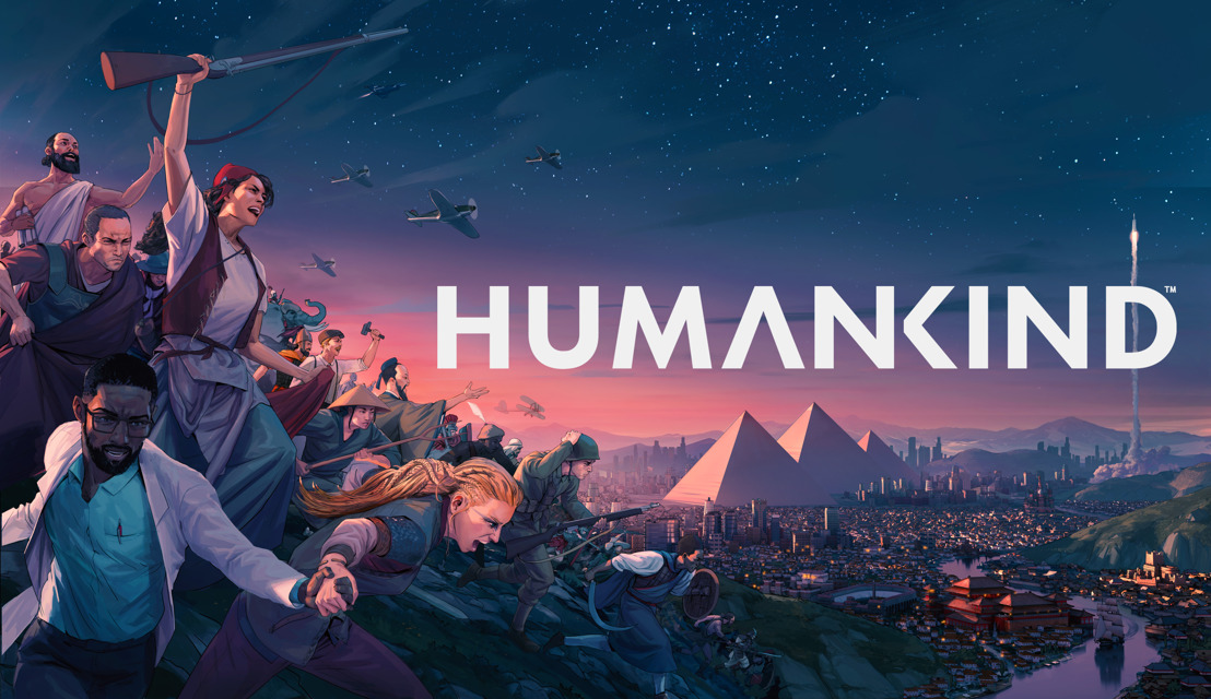HUMANKIND™ is Now Available for Pre-Order & Pre-Purchase