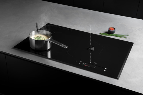 AEG op IFA: SenseCook, een draadloze voedselsensor zonder batterij