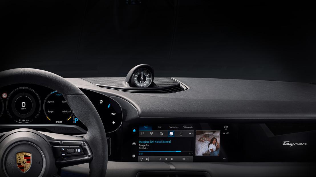 Benchmark in-car entertainment