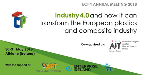 Preview: ECP4 Annual Meeting 2018 - Check the programme and register now