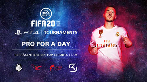 "FIFA 20-Turnier ""Pro for a Day"" startet am 3. August auf PS4"