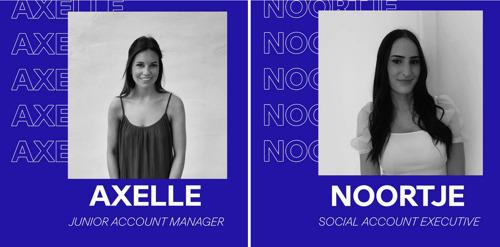 Twee nieuwe gezichten bij Ogilvy Social.Lab