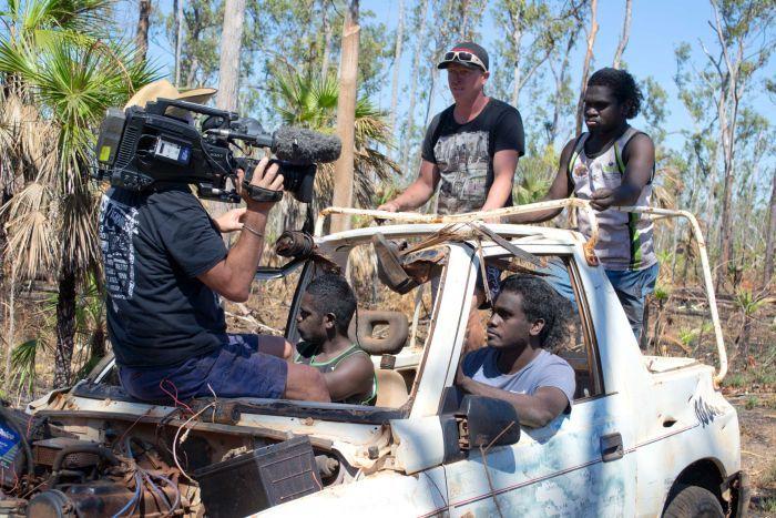 ABC documentary Bush Mechanics.
