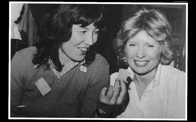 Mary Boduin en Ann Christy