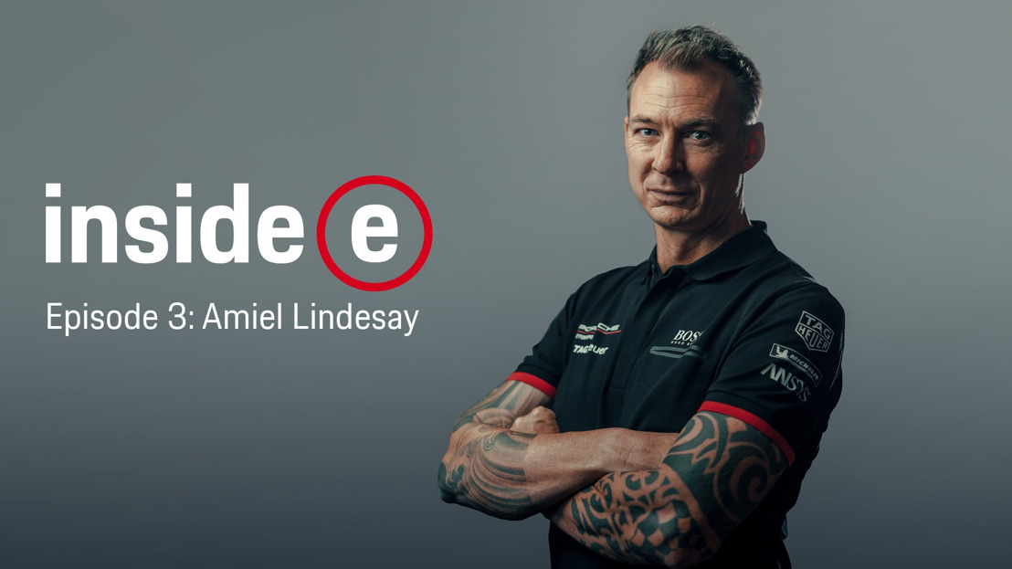 """Inside E"" podcast with Head of Operations Amiel Lindesay"