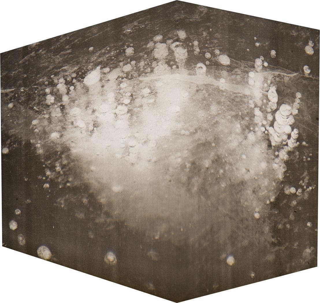 Arnaud De Wolf<br/>Ice cube<br/>2014 © Arnaud De Wolf