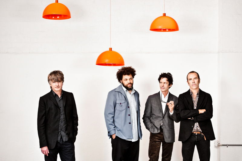 ABC simulcasts Crowded House Live as part of Ausmusic Month Celebrations