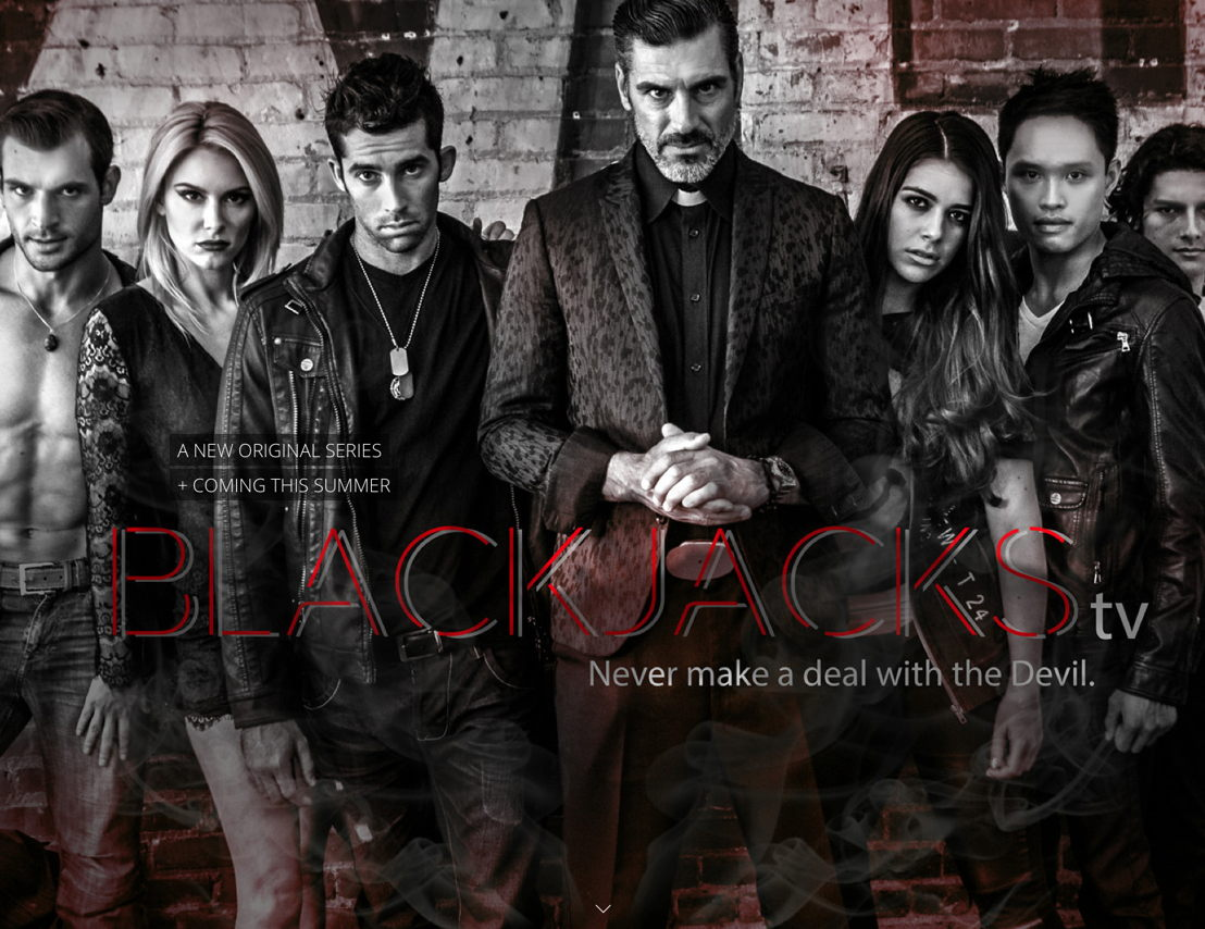 "Promo image for ""Blackjacks."""