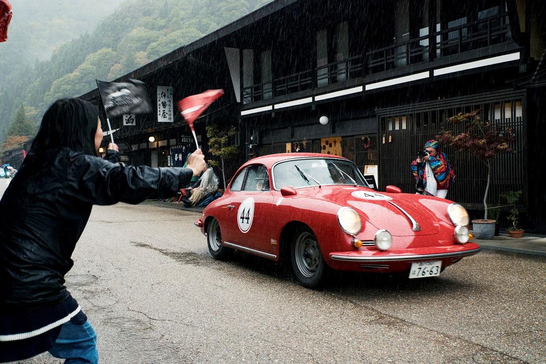 Car model: 1962 Porsche 356B Super