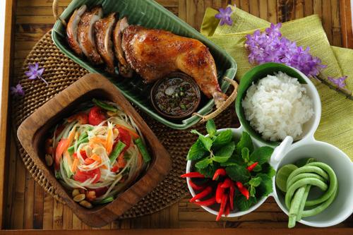 Cinq bonnes raisons de manger thaï