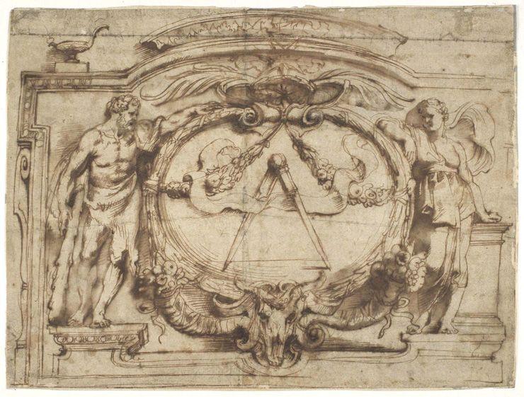 Peter Paul Rubens, design Labore et Constantia, s.d., photo: Bart Huysmans