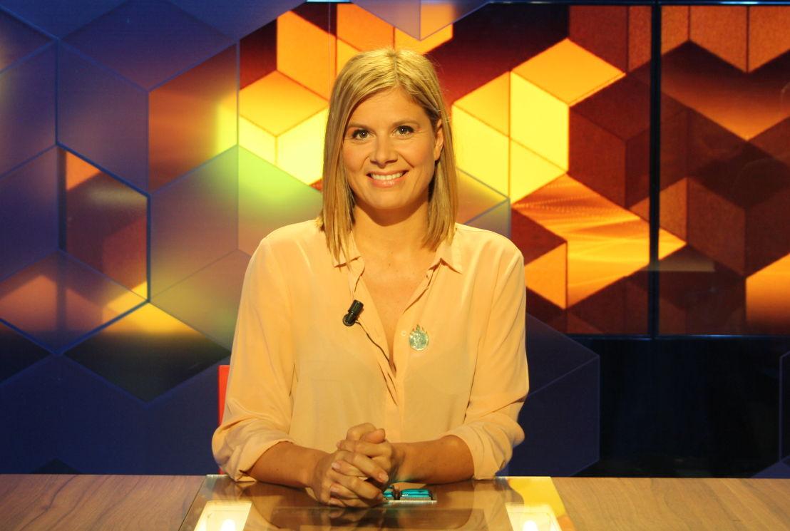 Nathalie Meskens in Blokken For Life (c) VRT