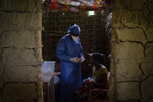 Preview: Decretado el fin de la epidemia de ébola en la provincia de Ecuador, República Democrática del Congo
