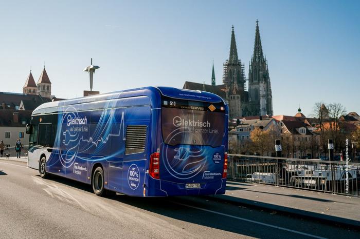 Ratisbonne fait progresser les transports publics locaux durables grâce à la technologie de Siemens