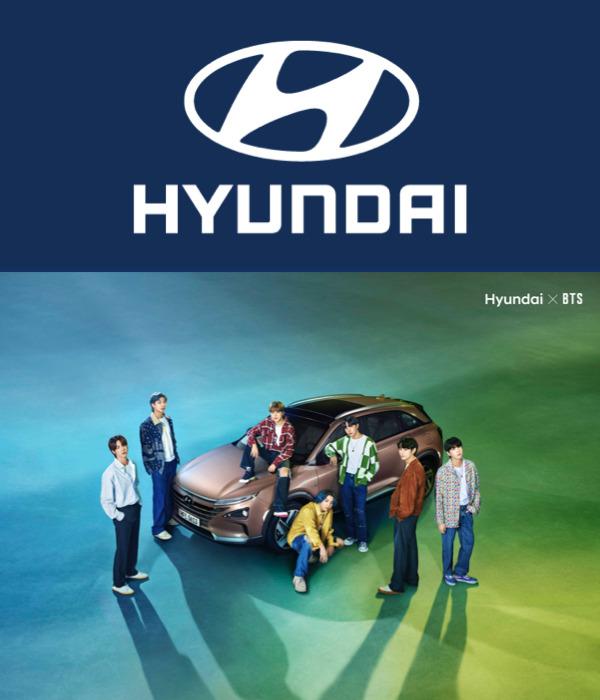 Hyundai Motor y BTS celebran el Día de la Tierra con el estreno del nuevo video de la campaña de hidrógeno