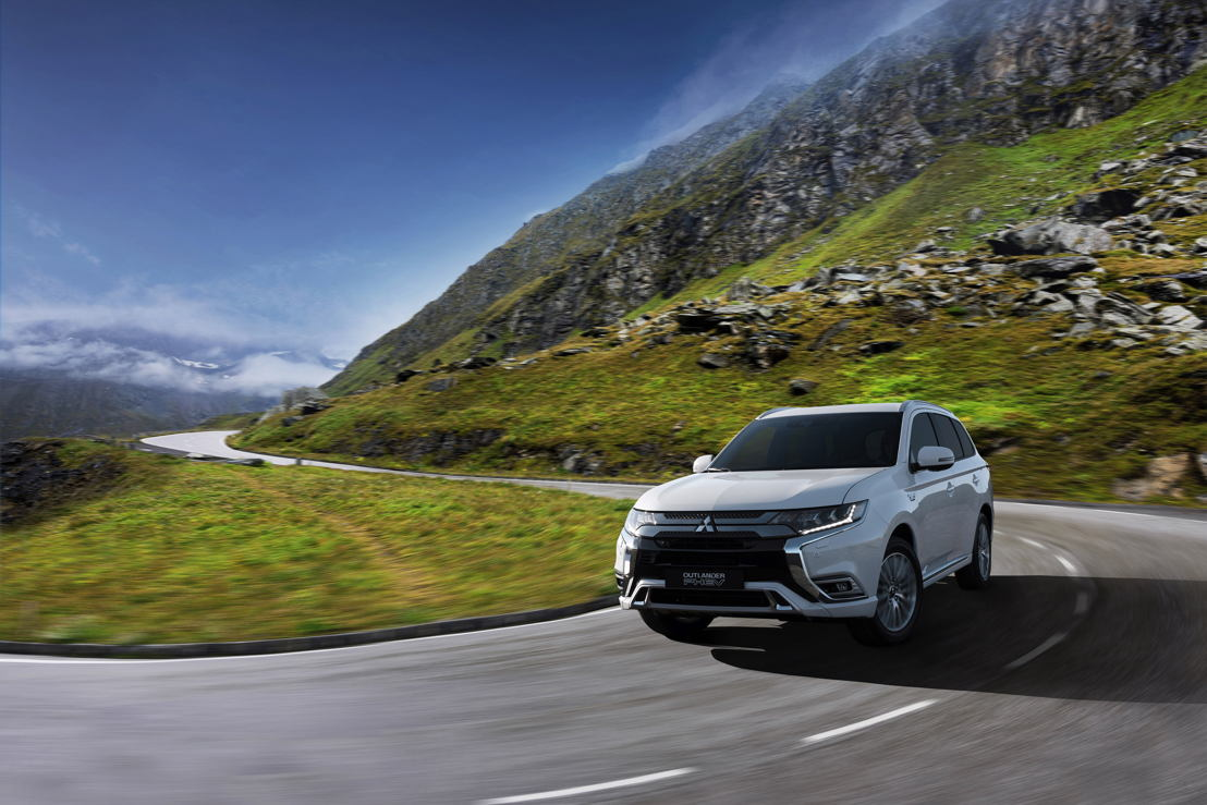 Outlander PHEV MY2019