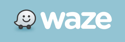 Waze sala de prensa Logo