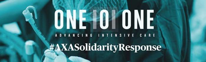 #AXASolidarityResponse : AXA soutient le Fond 1-0-1