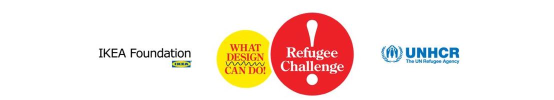 IKEA Foundation, VN en What Design Can Do lanceren wereldwijde designwedstrijd rond vluchtelingenproblematiek