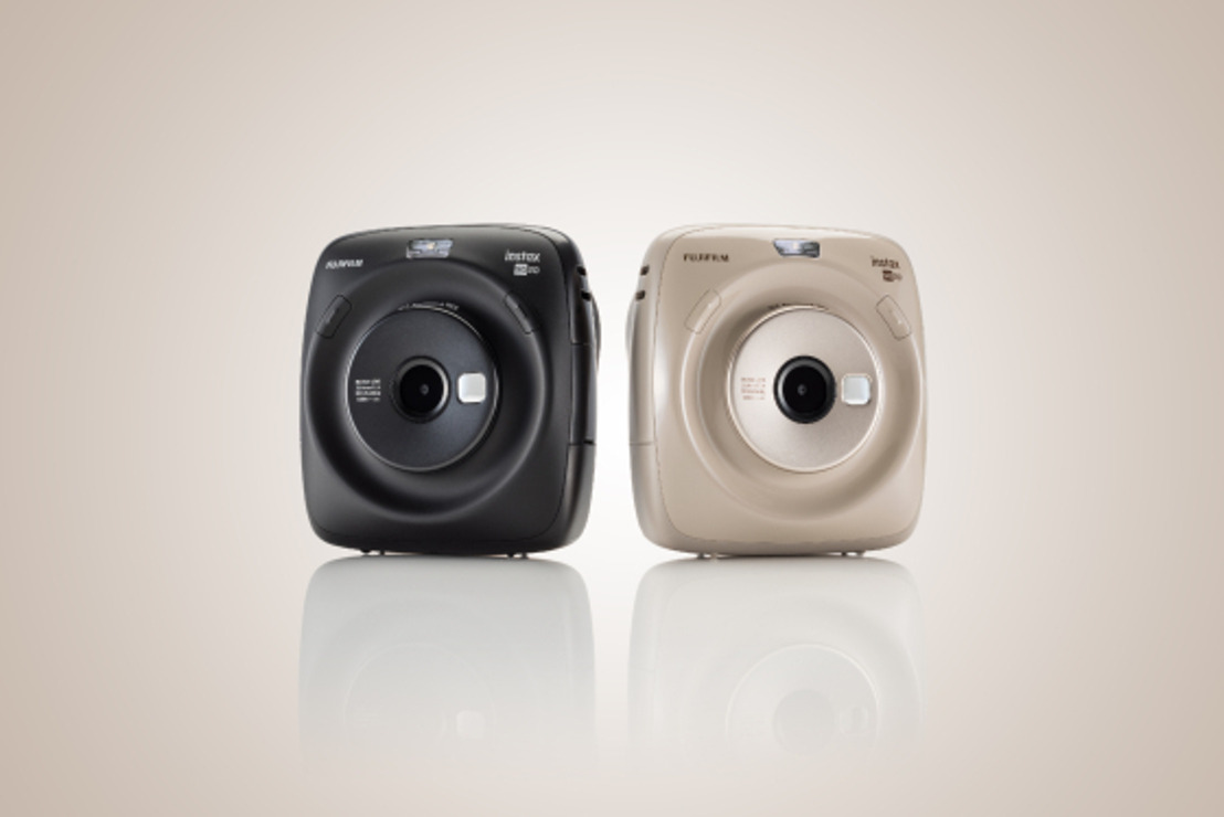 Fujifilm presenteert instax SQUARE SQ20