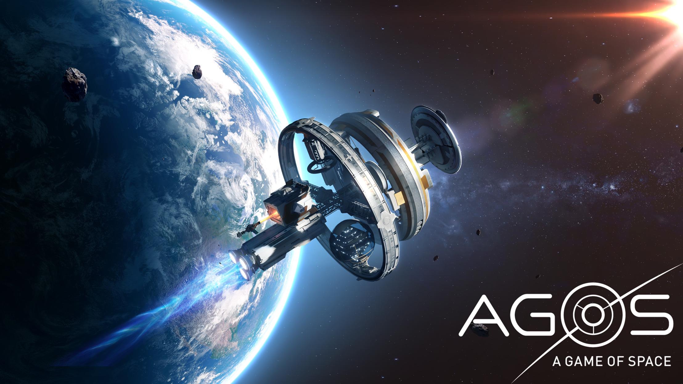 Preview: AGOS: A GAME OF SPACE™ AB SOFORT VERFÜGBAR