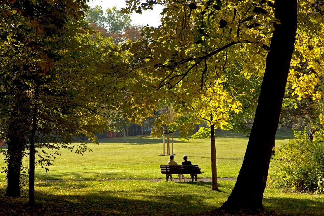 Maak van het koninklijk domein geen burcht maar een park