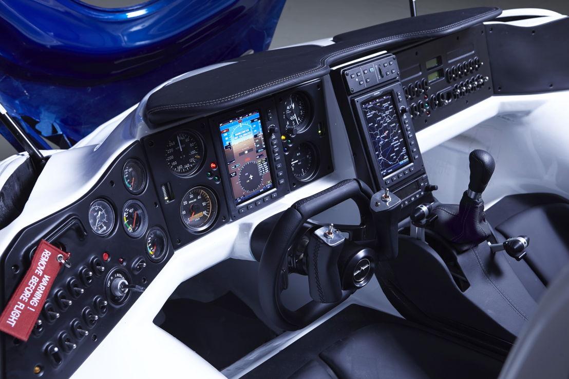 AeroMobil 3.0 - interior view