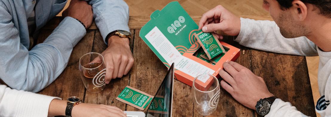 QIQO lanceert het nieuwe alternatief voor koffie